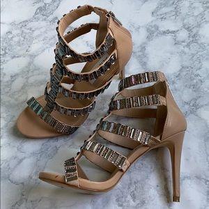 Steve Madden Famme jewel shoes